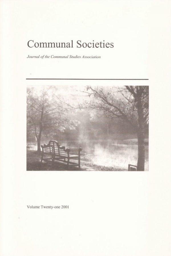 Volume 21, 2001