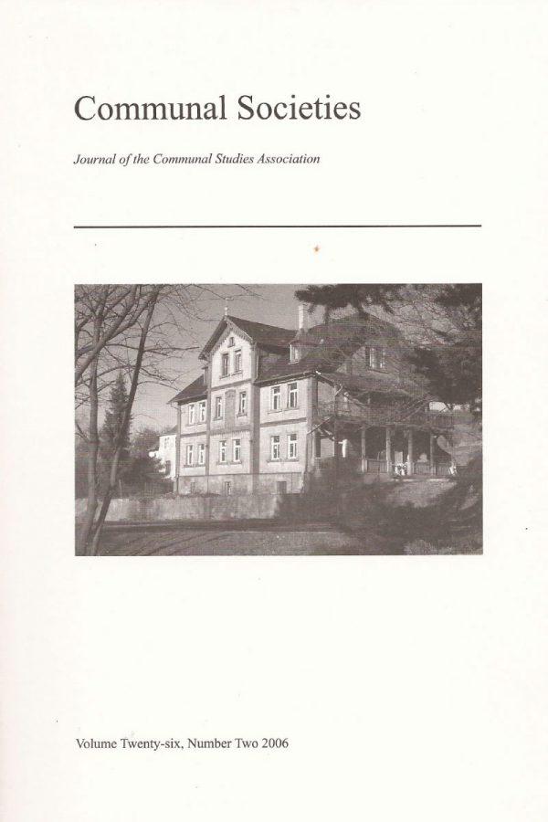 Volume 26, No 2, 2006