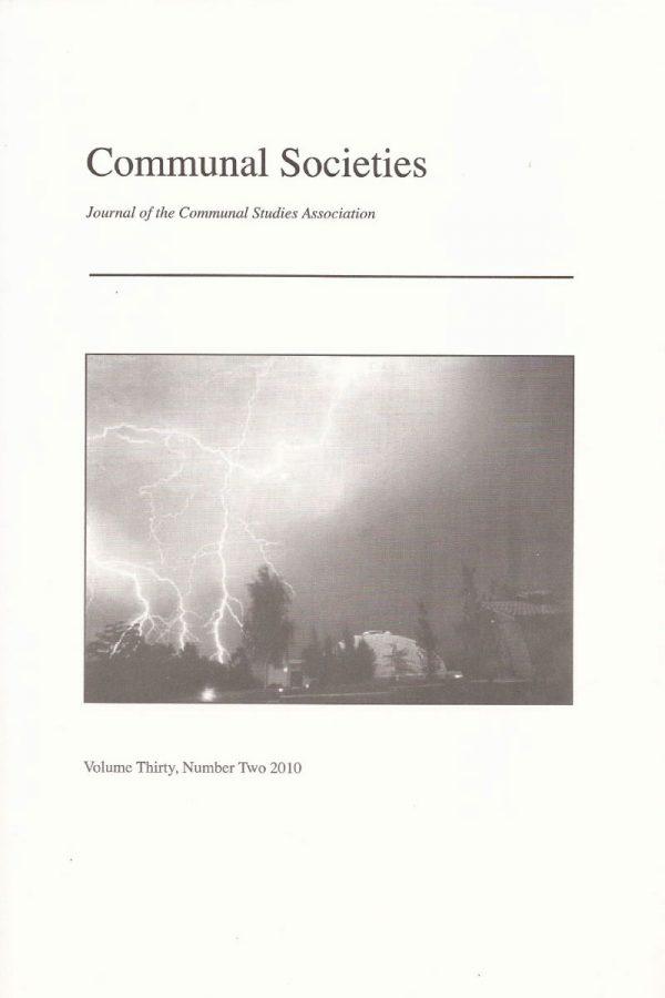 Volume 30, No 2, 2010