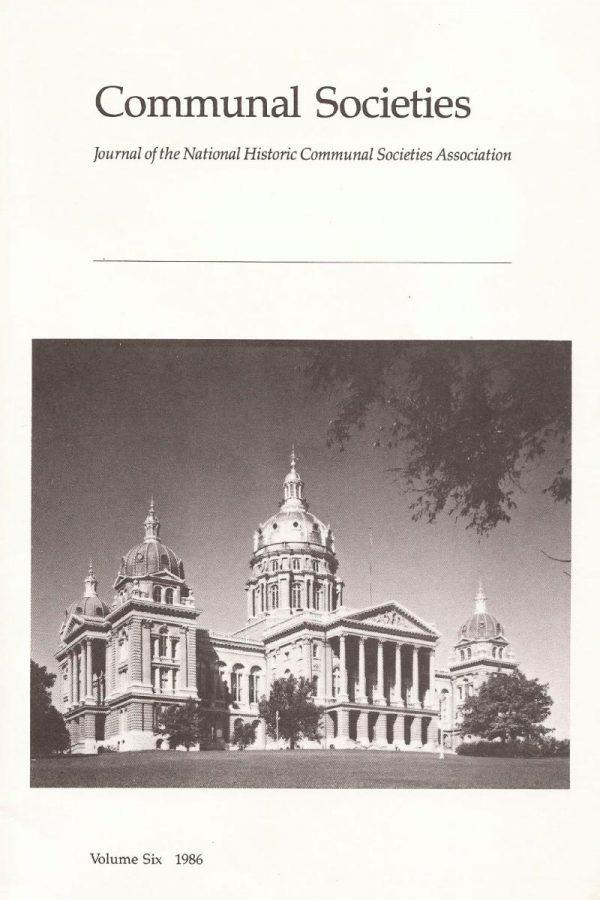 Volume 6, 1986